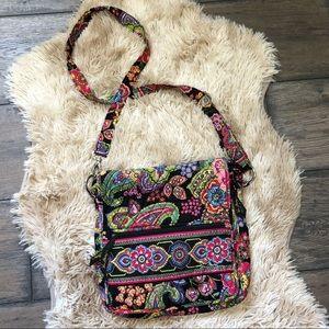 Vera Bradley Bohemian Print Messenger Bag